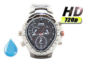 Reloj Sumergible High Definition 720P