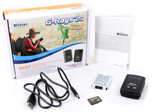 GPS Tracker Datalogger en tiempo histórico Modelo 3000