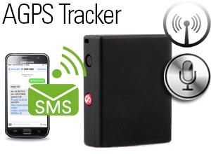 AGPS Tracker Localizador