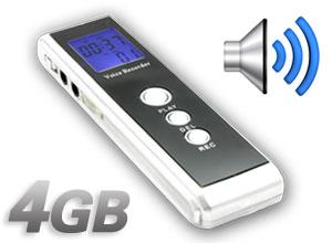 "Grabador de Audio ""WireBug"""