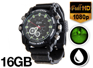 Reloj Infrarrojo Sumergible Sports FullWatch HD