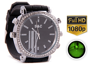 Reloj Infrarrojo Women FULL HD