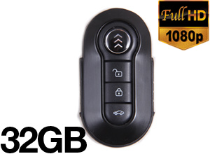 Llavero Car-Key FULL HD Larga Duración