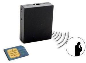 Micrófono Oculto GSM Voice Activation