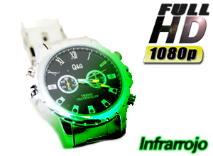 Reloj Infrarrojo Sumergible Full Watch HD