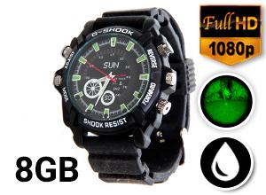 Reloj Infrarrojo Sumergible Sports FullWatch HD