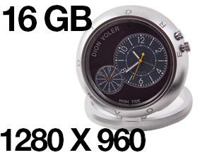 Reloj de mesa espía Table Digital Camera Watch