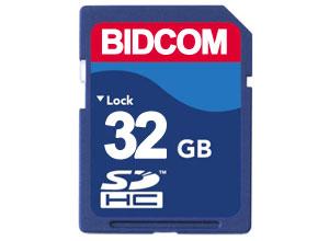 Memoria SDHC 32gb