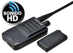 Micrófono Inalámbrico Espía CW-03.04
