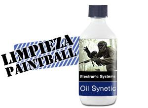 Aceite Sintético-Sist. Electrónicos