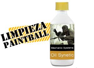 Aceite Sintético-Sist. Mecánicos