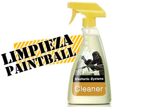 Limpiador Cleaner Sist. Mecánico