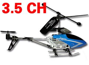 Helicóptero RC X-Zero