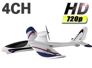 Motovelero SPY HAWK FPV-DRONE FULL HD