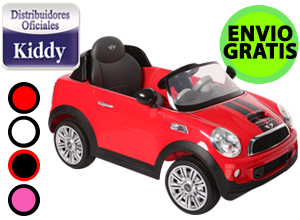 Mini Cooper Kiddy