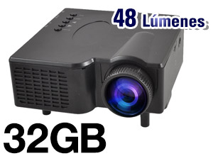 Proyector Led Ideal Game