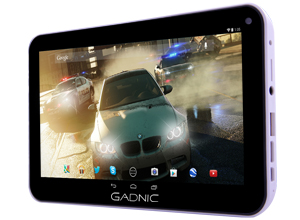 Tablet Groovy 7″ con HDMI – Dualcore – 40 GB