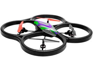 UFO Cuadricóptero 4 CH