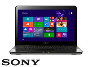 NoteBook Sony Vaio Core i3 Windows 8