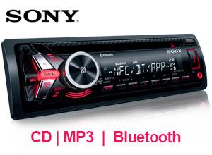 Estéreo Mex-n4050bt | Sony