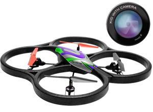 UFO Drone 4 CH con Cámara