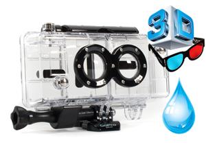GoPro|3D HERO SYSTEM