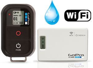 KIT Wi-Fi | Wi-Fi BacPac + Control Remoto Wi-Fi