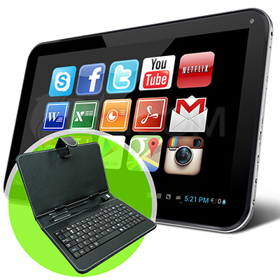 Tablet Gadnic  – Quadpad + FUNDA DE REGALO