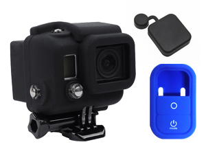 Funda de Silicona para GoPro Hero 3+ | Hero 3