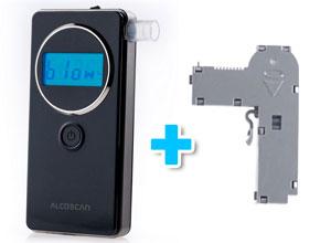 Kit  Alcoholímetro ALC -1 + Sensor Intercambiable