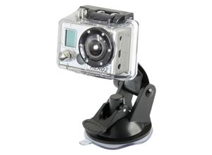 Soporte Ventosa para GoPro Hero HD 2 – Hero 3