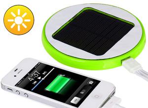 Banco de Carga Solar