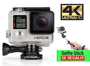 GoPro 4 Black Edition Adventure