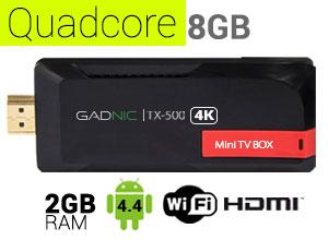 Mini TV BOX Gadnic QuadCore