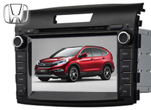ESTEREO-GPS-DVD para Auto Honda CR-V | DNS610