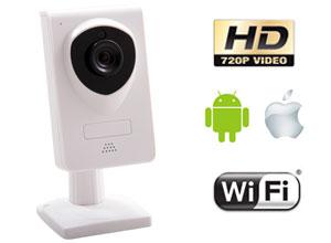 Cámara Seguridad P2P | IP | Wifi