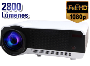 Proyector Led Cinema 86 2800