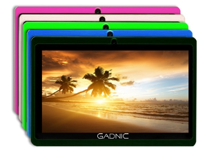 Tablet GADNIC Android 7″ – Quadcore – 3G