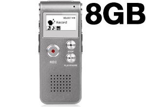 Grabador espía All in One 8GB