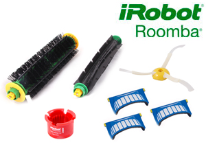 Kit de Repuestos iRobot Roomba
