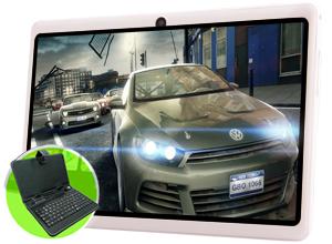 Tablet Intensity 3G 7″ – Dualcore – 40 GB con Funda Teclado.