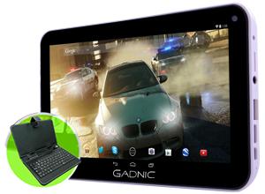 Tablet Groovy 7″ con HDMI – 40 GB Funda con Teclado
