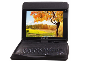 Tablet GADNIC Titanium Plus 7″ – Quadcore – 3G – Funda con Teclado