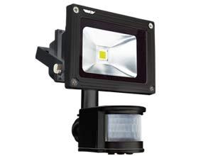 Reflector Led Sensor de Movimiento