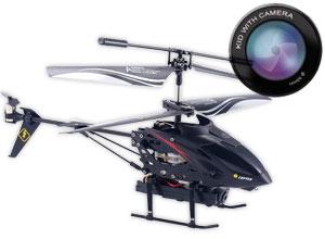 Helicóptero WLToys con cámara 3.5Ch Camstryker S977