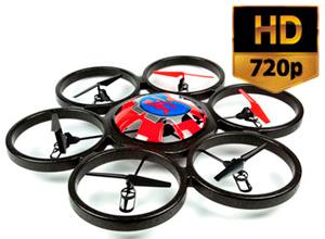 Hexacóptero Drone WLToys Giant SkyWalker Con Cámara 720P