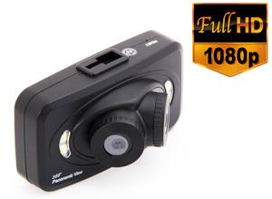 Cámara Trasera para Auto F8 360° Dual Lens Full HD