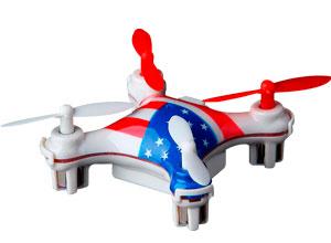 Micro Cuadricóptero WLtoys LightNing Bird V676