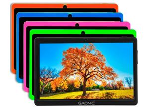 Tablet Black 7″ con HDMI – Quadcore – 16GB