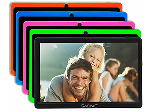 Tablet Black 7″ con HDMI – Quadcore – 16GB